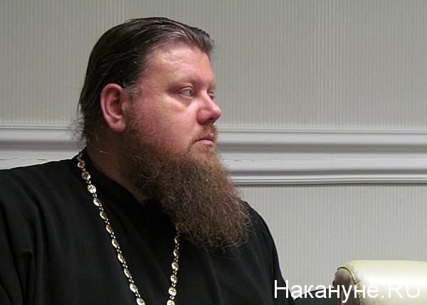 протоиерей максим миняйло старший священник храма-памятника на крови|Фото: Накануне.ru
