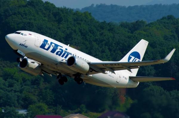 Utair ЮТэйр самолет|Фото: utair.ru
