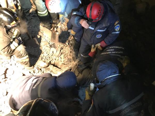 звавлы поиски спасатели мчс обрушение|Фото:Пресс-центр Поисково-спасательной службы Челябинской области