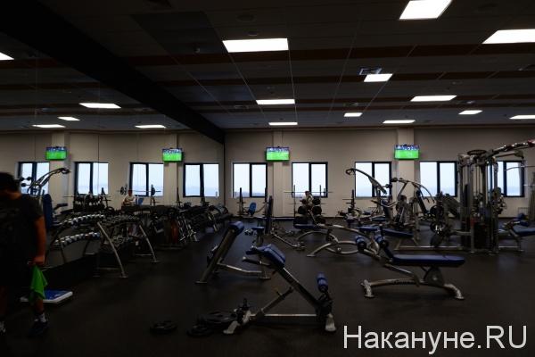 Иннополис, тренажерный зал|Фото: nakanune.ru
