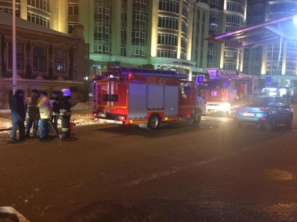 пожарная машина|Фото:пресс-служба ГУ МЧС РФ по Свердловской области