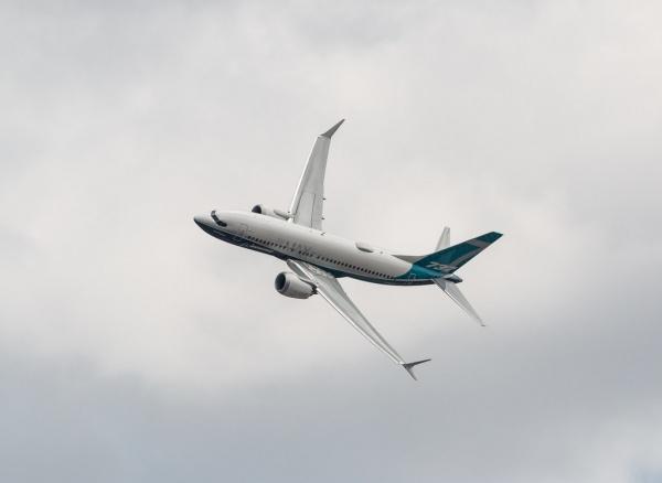 Boeing 737 MAX|Фото:Flickr