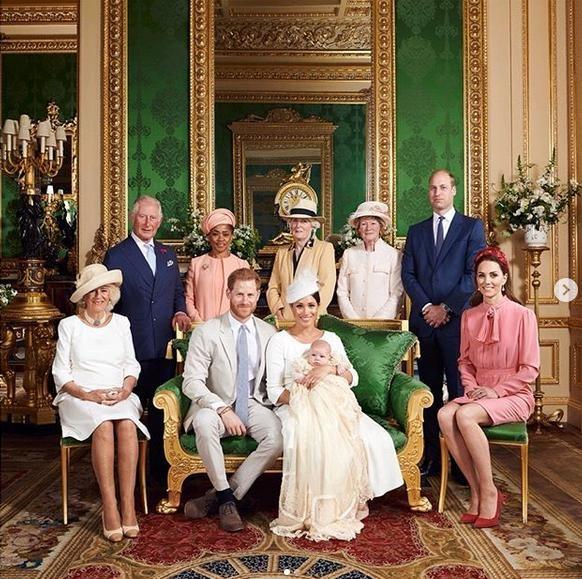 принц Гарри Меган Маркл Арчи Харрисон|Фото:instagram.com/sussexroyal