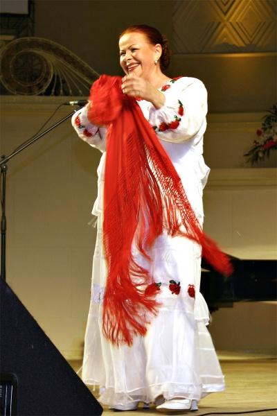 Александра Стрельченко Фото:Википедия