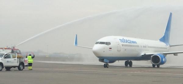 авиакомпания Победа Boeing 737|Фото:Википедия