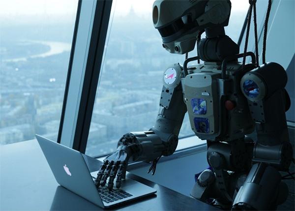 робот Федор|Фото:twitter.com/FEDOR37516789