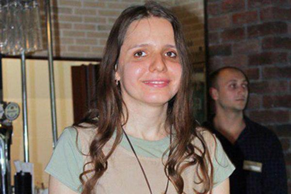 Маргарита Игнатова редактор Интерфакса|Фото:telegram-канал Mash