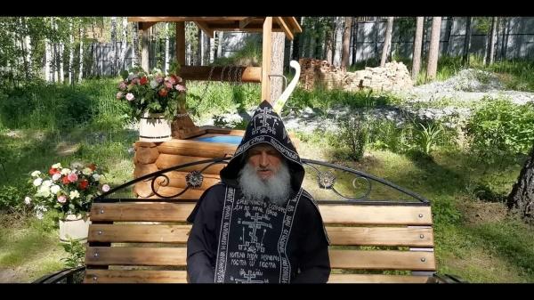 схиигумен Сергий (Романов)|Фото: кадр из видео на YouTube