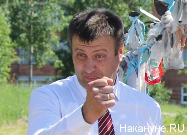Сити-менеджер Нефтеюганска Виталий Бурчевский|Фото: Накануне.RU